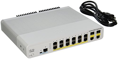 Cisco WS-C2960C-12PC-L Catalyst Compact Switch (12-Port)