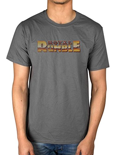 Official WWE Royal Rumble T-Shirt (Royal Shirt Rumble)