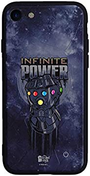 The Souled Store Avengers: Infinite Power iPhone 8 LED Mobile Case Multicolor