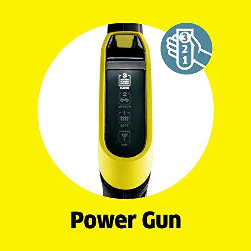 Kärcher Hochdruckreiniger K 4 Full Control inkl. Pistole mit Druckanzeige,Vario Power Jet Strahlrohr und Dreckfräser, Reinigungsmittel-Ausbringung und Quick Connect Funktion (max. 20-130 bar, 400 l/h) -