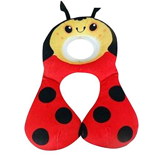 hibote bambini Seggiolino Auto Passeggino cinghia di sicurezza della protezione del cuscino anti attrito Pad 1-4Y