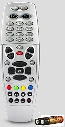 Universal Ersatz Fernbedienung Dreambox DM 8000 DM 500 800 820 SE 7020 520 525 900 920 HD inkl. Batterien