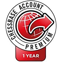 ChessBase Premium Account-1 Yr Subscription(Email delivery in 24 hours)