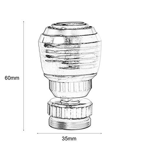 Zoom IMG-1 gugutogo rubinetto 360 rotate faucet
