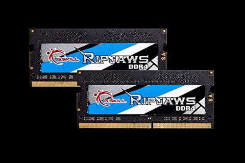 G.Skill Ripjaws SO-DIMM 8GB DDR4-2400Mhz memoria