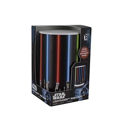 Star Wars Lichtschwert Mini Light mit Sound, mehrfarbig