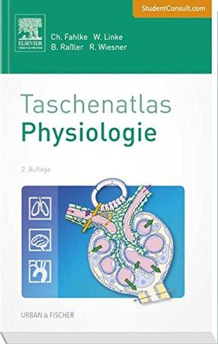 Taschenatlas Physiologie: Mit StudentConsult-Zugang