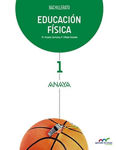 Educación Física 1. (Aprender es crecer en conexión) - 9788467827668 por Manuel Vizuete Carrizosa