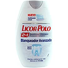 Licor Del Polo 2 en1 Blanqueador - 75 ml