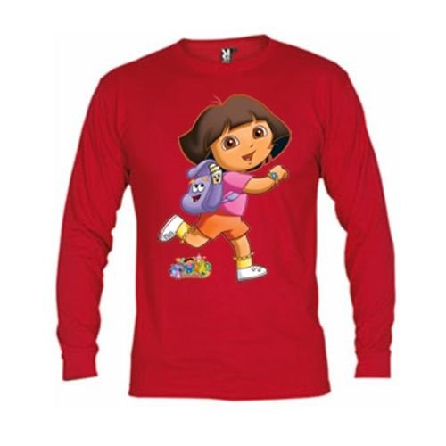 Camiseta Dora Exploradora