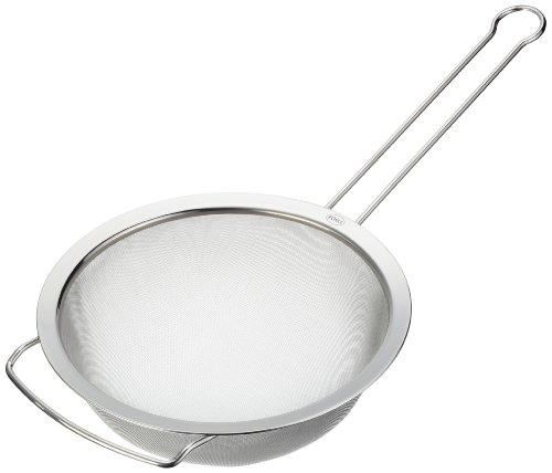 Rösle 95174 Küchensieb feinmaschig, 24 cm Durchmesser
