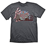 Silent Hill T-Shirt Robbie Lakeside Park Dark Grey - Small