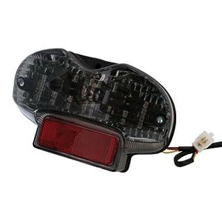 SHIN YO LED-Rücklicht getönt, GSF 600 00-04 / GSF 1200 01-06
