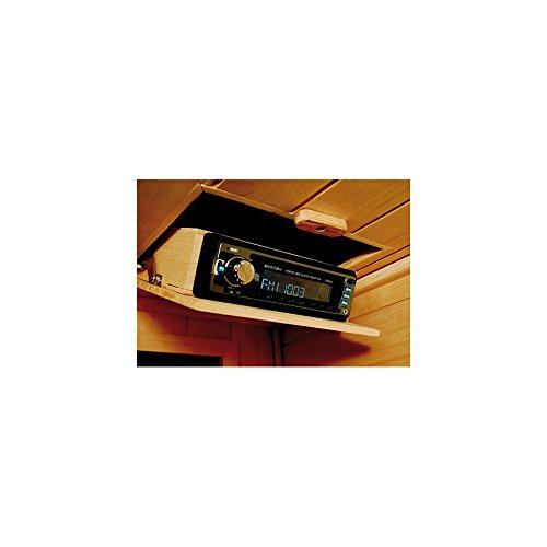 HELO FAMILY Infrarotkabine Tana Sun 2, BxTxH: 120x99x190 cm, 38 mm, Carbonflex Strahler
