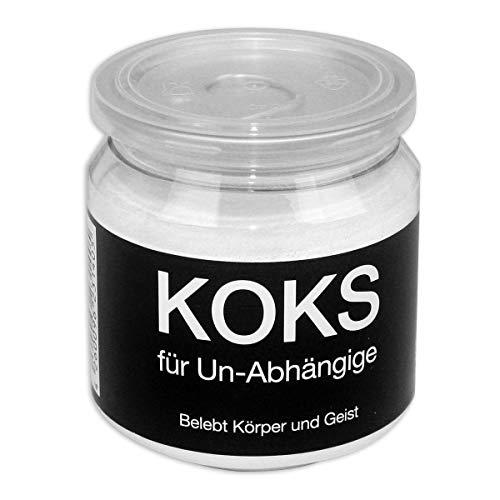"""""""Koks"""" für un-Abhängige Traubenzucker Dextrose Kun"""