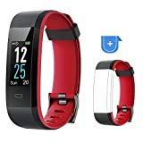 Willful Orologio Fitness Tracker Uomo Donna Smartwatch Android iOS Cardiofrequenzimetro da Polso...