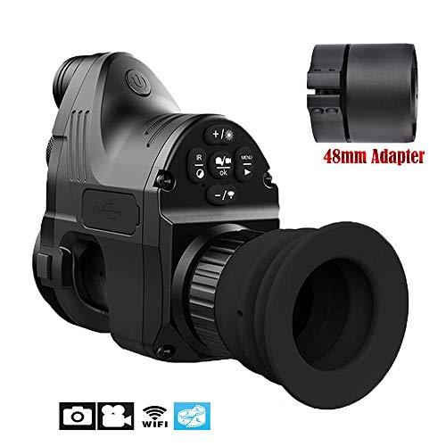 Pard NV007 1080P HD Digital Camera Waterproof Hunting Night Vision 200M +42/45/48mm Adapter (Night Vision Digital)