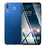 BZLine Ultradünne Smartphone, 6,1 Zoll Display, Android 6.0, Quad-Core 1 GB + 8 GB, 2800 mAh Akku, GSM, WiFi, Bluetooth, Dual-SIM Doppelkamera Smartphone