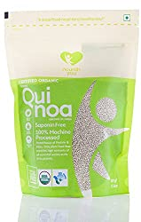 Nourish You Organic White Quinoa - 500 gms