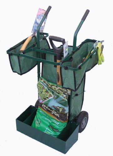 Die Truggie Deluxe, der Gärtner Werkzeugtrolley
