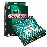 Mattel - 52348 - Jeu de société - Scrabble De Voyage Classique