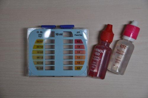 Fluidra 25684.-CL/br-ph (OTO/Phenol Flüssigkeit) ECO Blister -