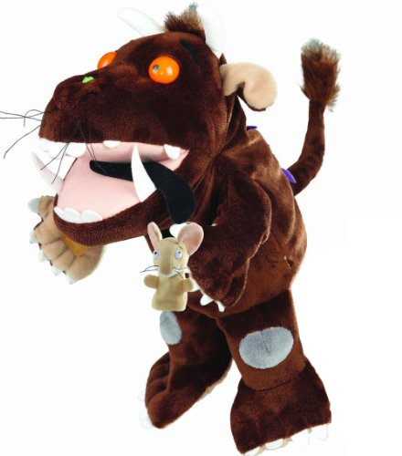 Child Kostüm Julia - Gruffalo Hand Puppet 14In