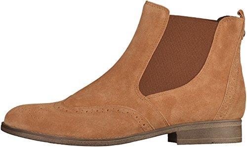 Gabor Damen Fashion Chelsea Boots Braun