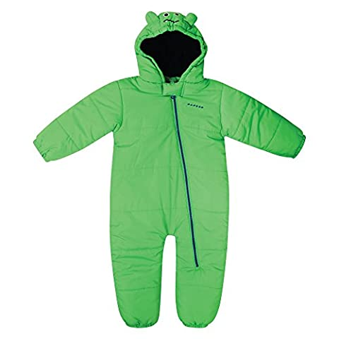 Dare2B Kids Break the Ice Snowsuit, Acid Green, 36-48 Months