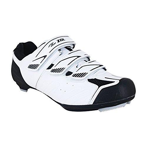 ZOL Stage strada scarpe da ciclismo, 47