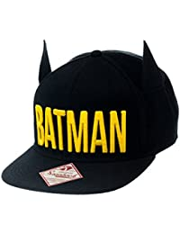 Batman Snapback with Ears Casquette Snapback noir/jaune