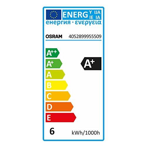 OSRAM LED Base Classic B / LED-Lampe in Kerzenform mit E14-Sockel / Nicht Dimmbar / Ersetzt 40 Watt / Matt / Warmweiß - 2700 Kelvin / 3er-Pack