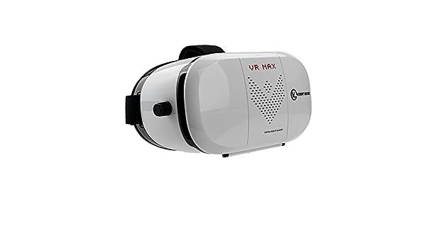 """VR Park Virtual Reality Brille 3D Einstellbar Game Spiel Brille Karton Video Movie virtuelle Realit/ät f/ür 3.5/""""-5,7/"""" Smartphone Android IOS iPhone Samsung Kobert-Goods"""