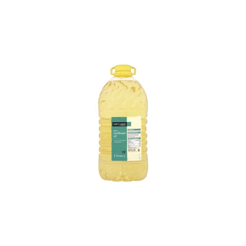 Koch Larder Reinem Sonnenblumenl 5 Liter