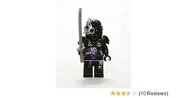 njo083 Lego Ninjago Guerrier Nindroid