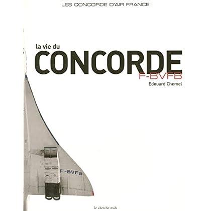 La vie du Concorde F-BVFB