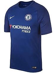 Nike Breathe Chelsea Stadium SS Home Jersey, Men, Breathe Chelsea Stadium SS Home