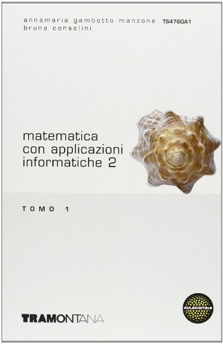 Matematica con applicazioni informatiche. Per gli Ist. tecnici commerciali: 2