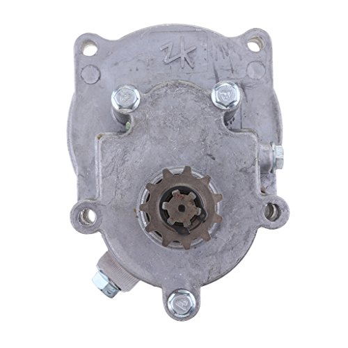 Perfeclan Motor kupplungstrommel Getriebe Roller-Kettenradgetriebe Baugruppe hintere Kupplung - Silber 11 t - Bell Fahrrad-kette
