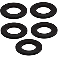 5 Shower Hose Rubber Washers Shower Head Flexible Pipe Bath Bathroom Washer Seal