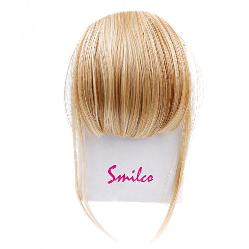 Smilco Haarverlängerung, 5 Inches, , beige (blonde), Stück: 1