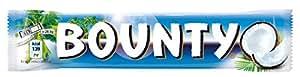 Bounty Barres de Chocolat au Lait/Noix de Coco