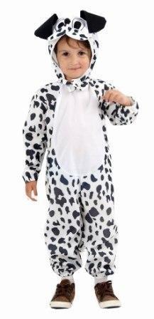 Kleinkind Dalmatiner Für Kostüm (dalmation Hund Kostüm 3)