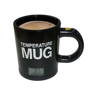 Mug température, cadeau insolite