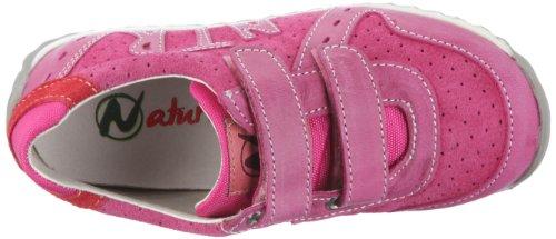 Naturino Murai 200581202, Unisex - Kinder Sneaker Pink (FUXIA-ROSSO)