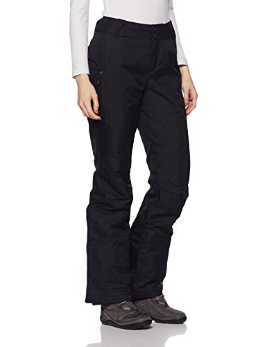 Columbia Damen Bugaboo Pant, Black, XL, SL8018