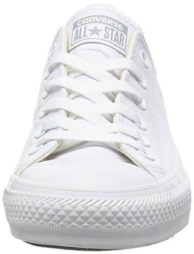 Converse Donna scarpe sportive Blanc