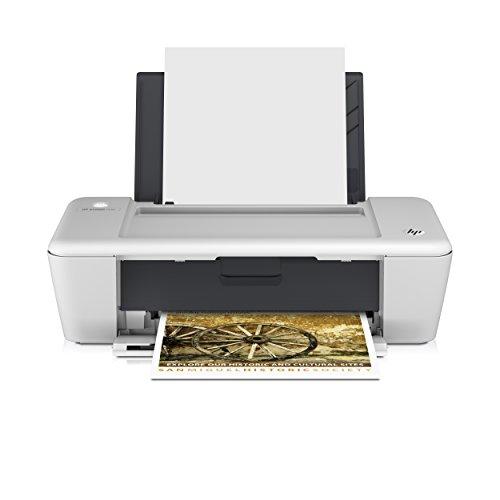 HP Deskjet 1010 Tintenstrahldrucker (Drucken, 600 x 600 dpi, USB) grau (1 Hp Single)
