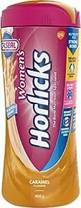 Horlicks Women's Health & Nutrition drink - 400g (Caramel flavor)