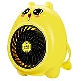 Placehab Branded Mini Air Warmer Cute Safety Fan Energy-saving Heater Mini Air Warmer